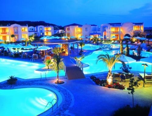 Замечательные отели Греции 5 звезд полный люкс