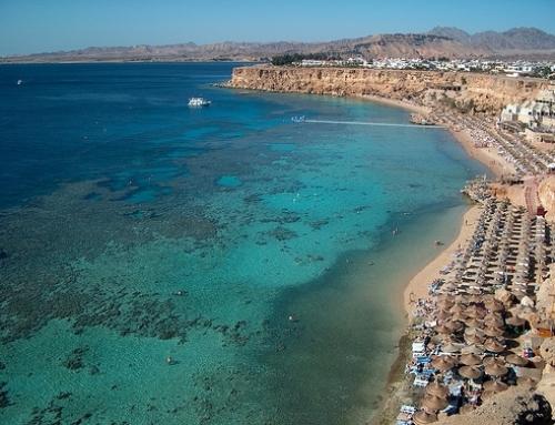 Пляжный отдых в Египте из Украины