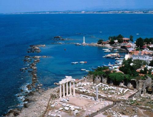 Отдых в городе Турции Сиде сочетание доступной цены и комфорта